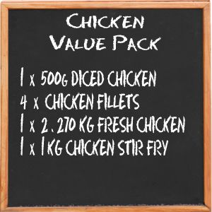 Chicken Value Pack